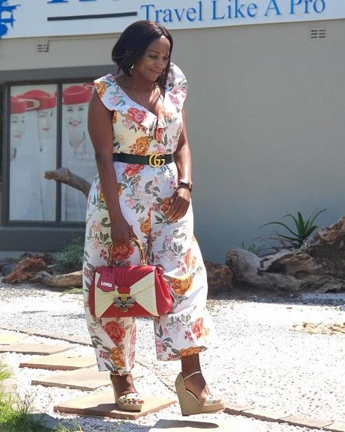 Zodwa Mkandla career