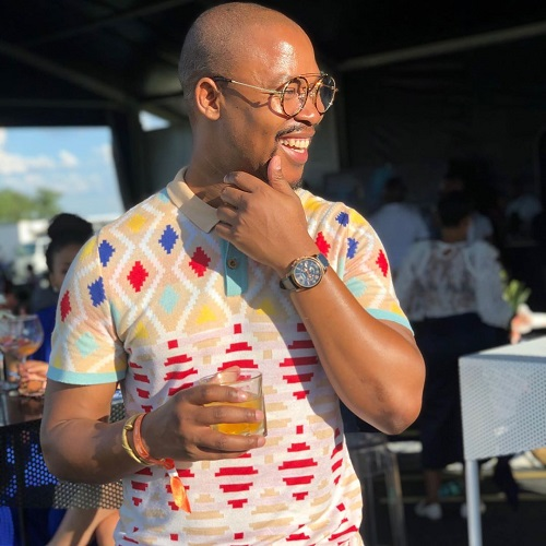 Vuyo Ngcukana biography