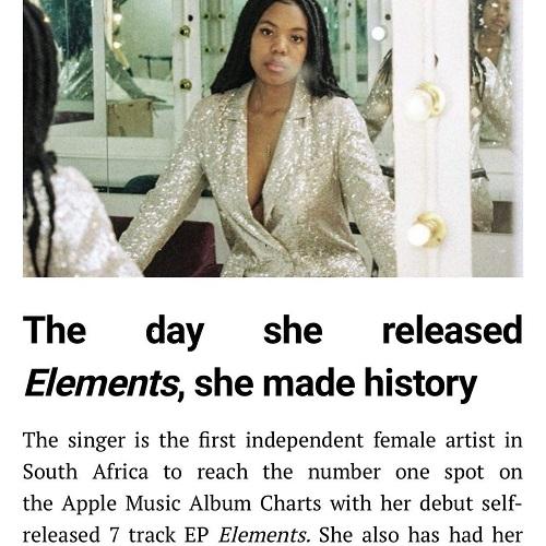 Elaine singer career