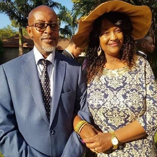 William Hausa wife