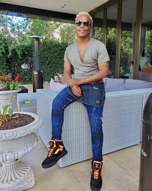 Somizi Mhlongo biography