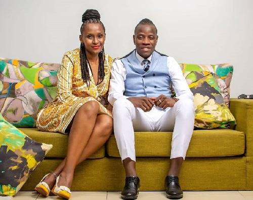Esther Musila boyfriend