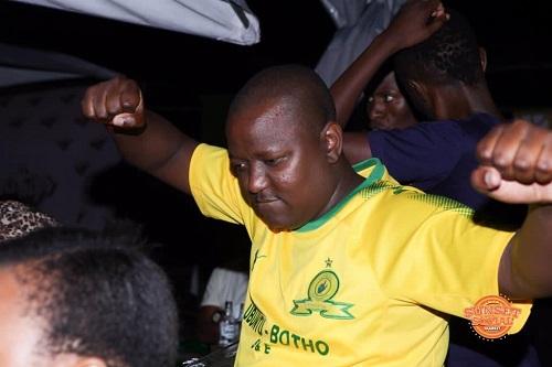 Boy Mamabolo