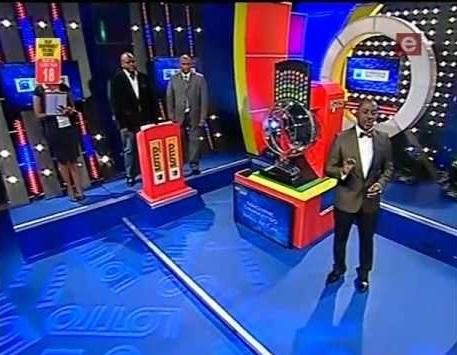 Nimrod Nkosi Lotto draw