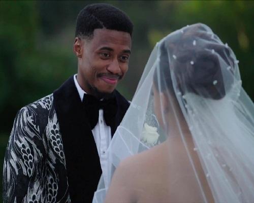 Zothile Langa wedding
