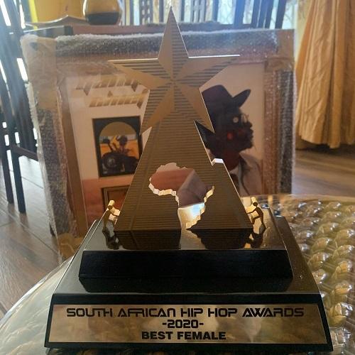 Dee Koala award