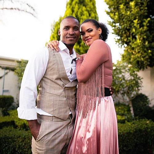 Phumeza Mdabe husband