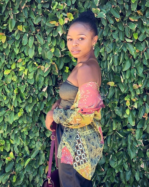 Naledi Chirwa profile