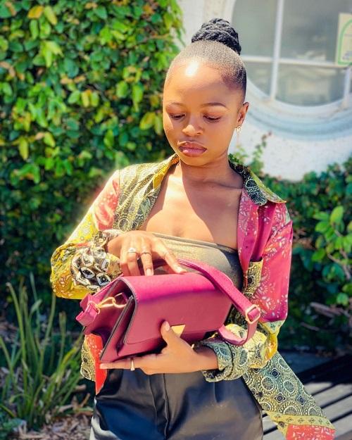 Naledi Chirwa profile education