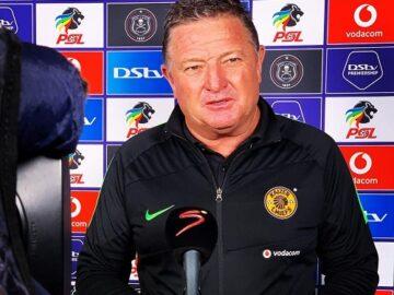Kaizer Chiefs Coaches list