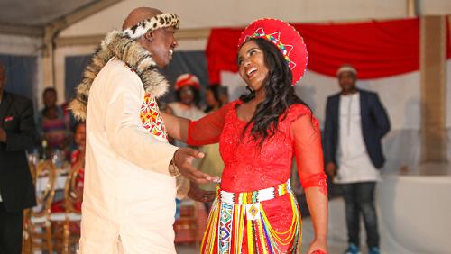 Menzi Ngubane wife