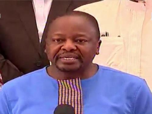 Mutahi Kagwe profile