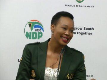 Stella Ndabeni-Abrahams biography