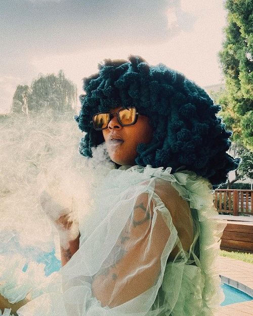 Moonchild Sanelly profile
