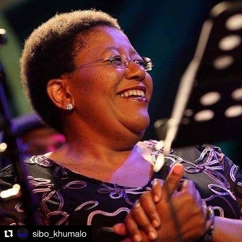Tshepo Mngoma mother