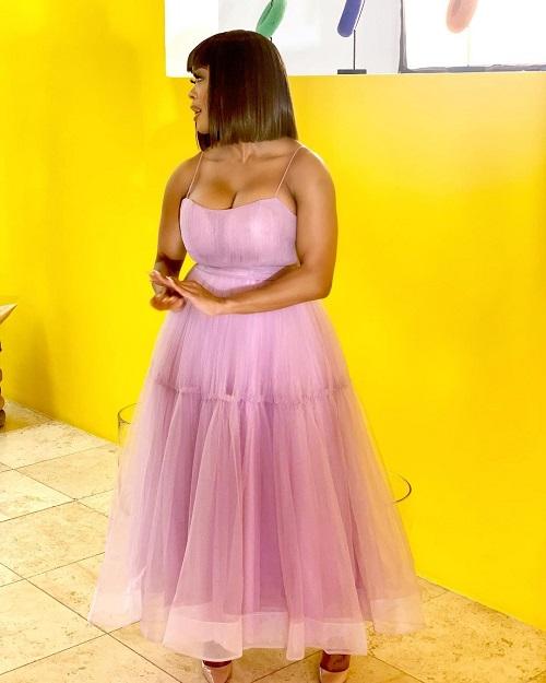 Thembi Seete acting