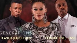 Generations: The Legacy teasers March 2021