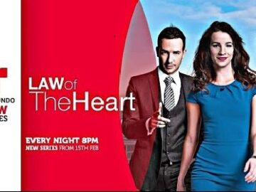 Law of the Heart teasers March 2021.
