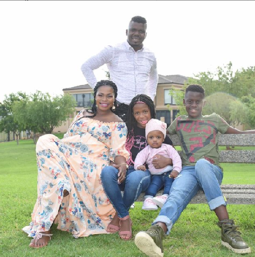 Bishop I Makamu family