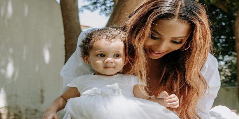 Linda Mtoba daughter