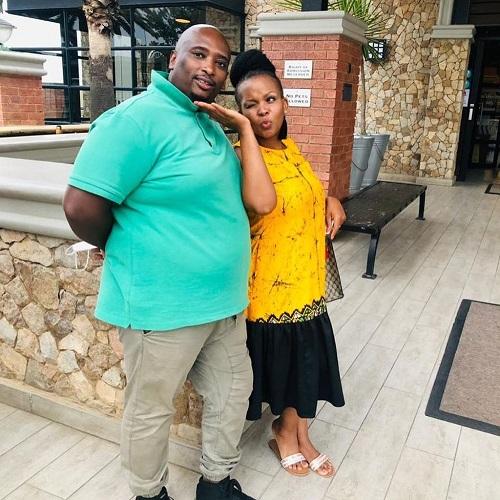 Tebello Sukwene husband