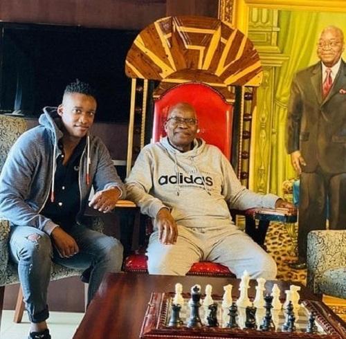 Duduzane Zuma father