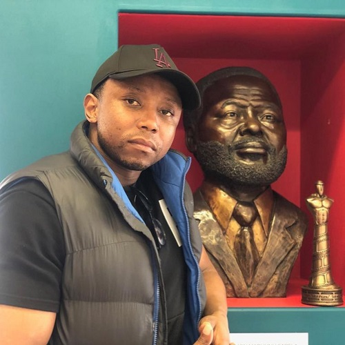 Sdumo Mtshali awards