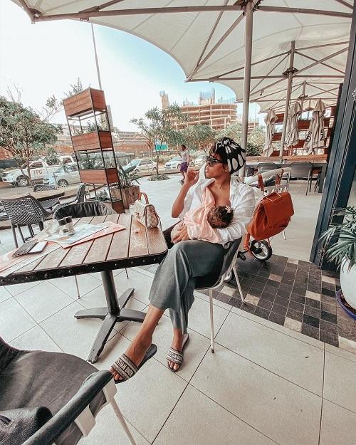 Linda Mtoba actress