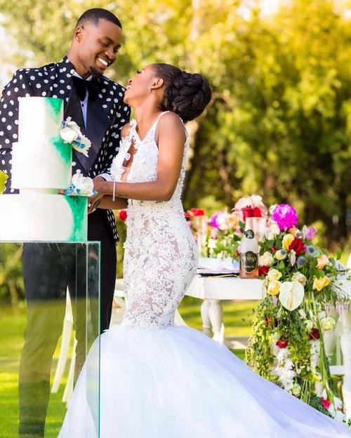 Wiseman Zitha wedding pictures