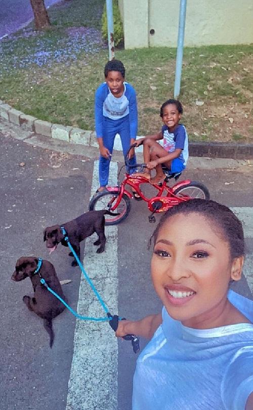 Enhle Mbali profile