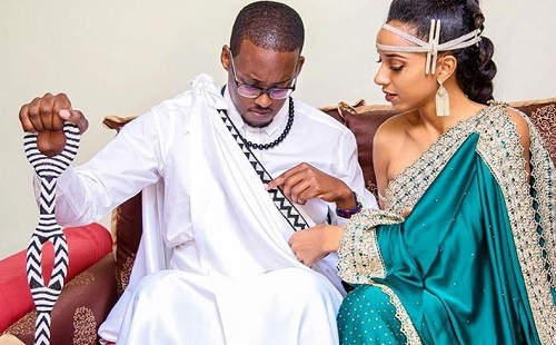 Makeda Mahadeo wedding