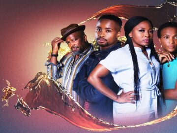 The station Mzansi Magic cast