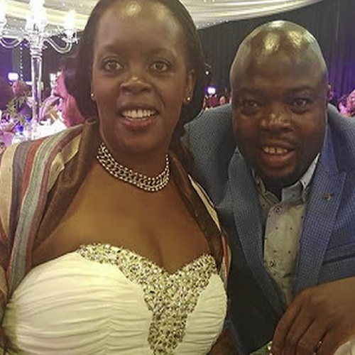 Enoch Phiri wife