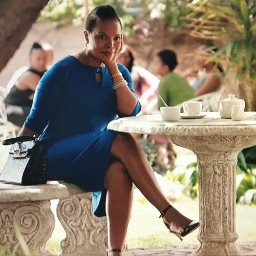 Florence Masebe profile