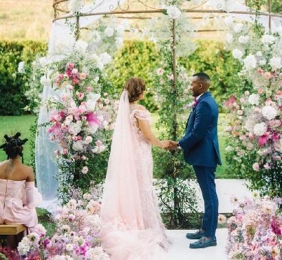 Kgolo Mthembu wedding
