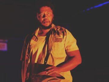 Marcus Mabusela acting