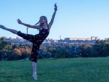 Danielle Retief dance